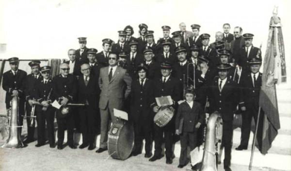 1973, Santa Cecilia
