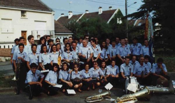 1990, Arnage, Francia