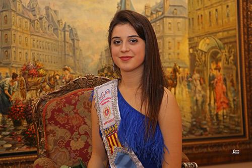 La Musa de la Música 2020 es Anna Ferreres Gellida, y su instrumento es la flauta.