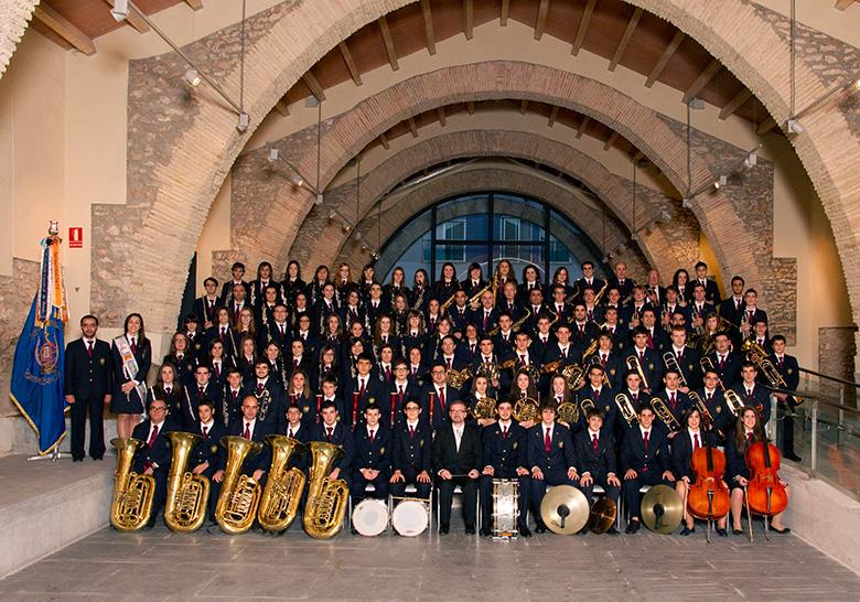 Banda de Música de la Asociación Musical Ciudad de Benicarló
